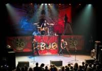 Fotos del concierto VARGAS BLUES BAND y OBUS en festival BURLAROCK casa cultura Burlada