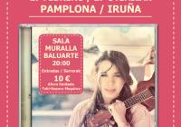 Paula Rojo en concierto 27 febrero