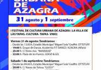 Festival Cultura Urbana Azagra